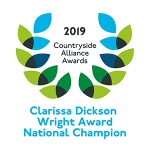 Clarissa Dickson Wright Award National Champion - Suffolk Market Events