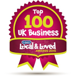Top 100 UK Businesses - The Best of Local & Loved Awards 2015 - Suffolk Market Events