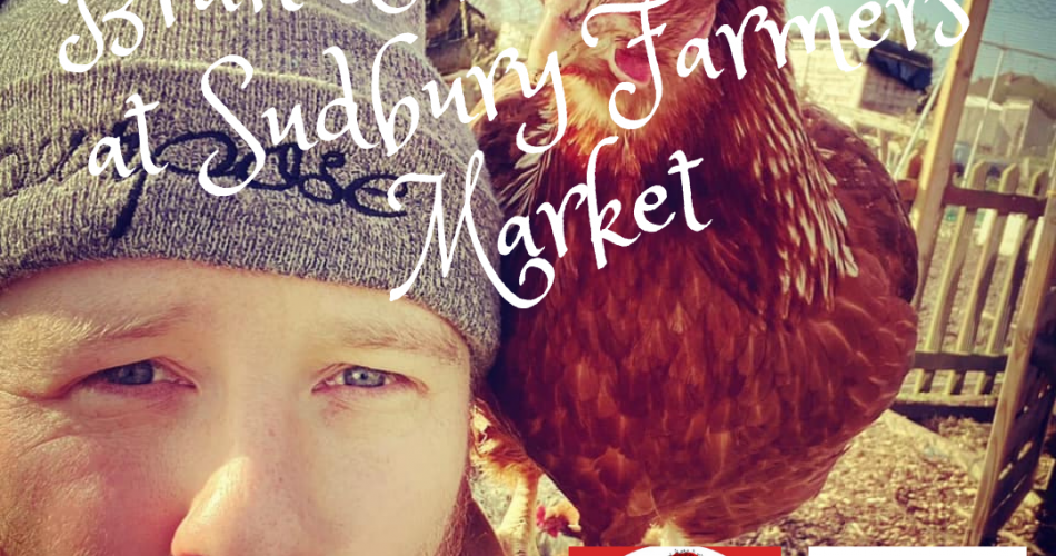 Brand New Grower at Sudbury Farmers Market