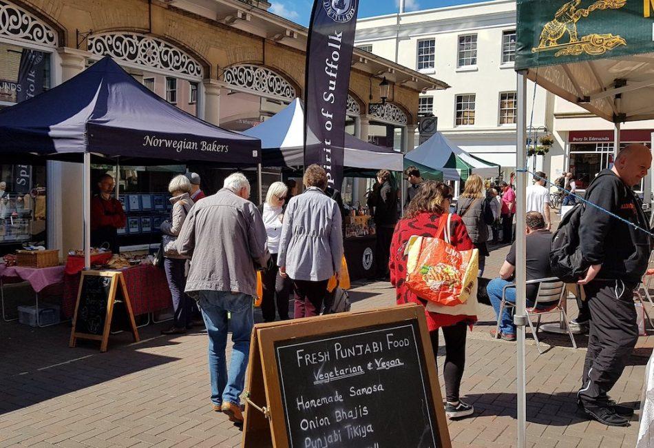 Bury St Edmunds Farmers Market - Suffolk Market Events