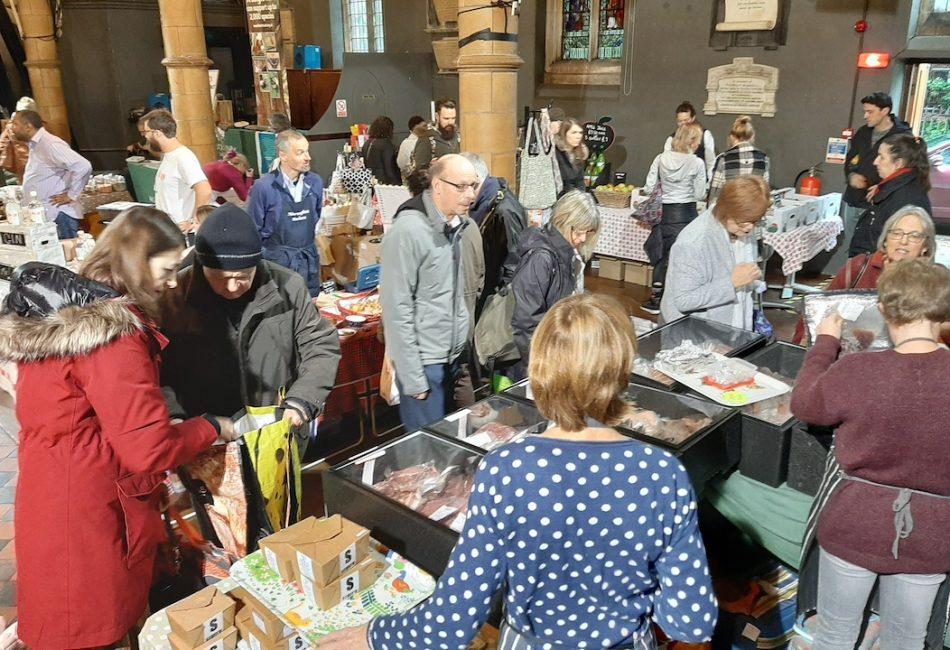 Colchester Farmers Market - Inside - Suffolk Market Events