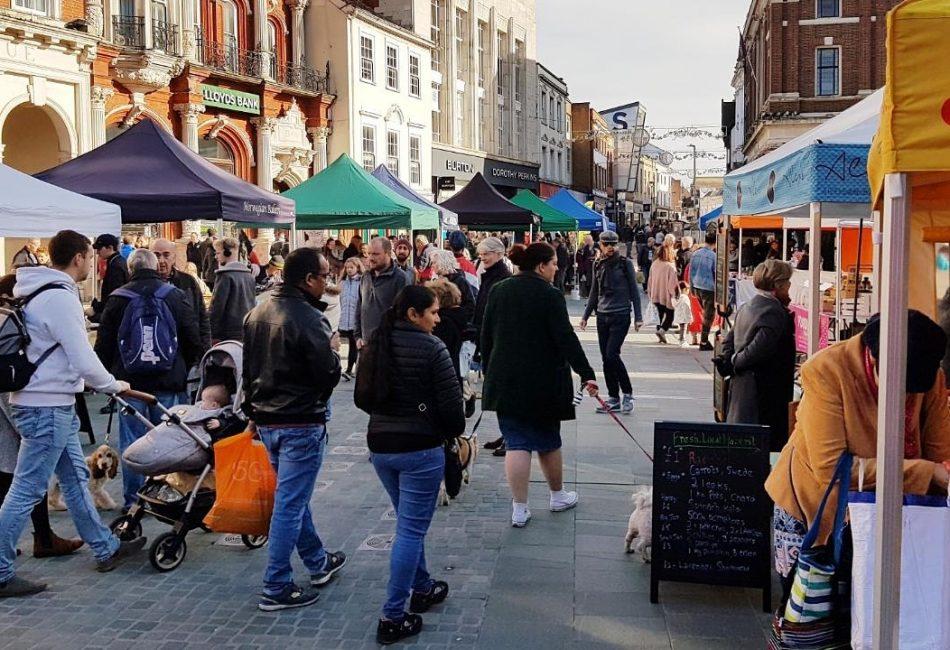 Ipswich Farmers Market - Suffolk Market Events