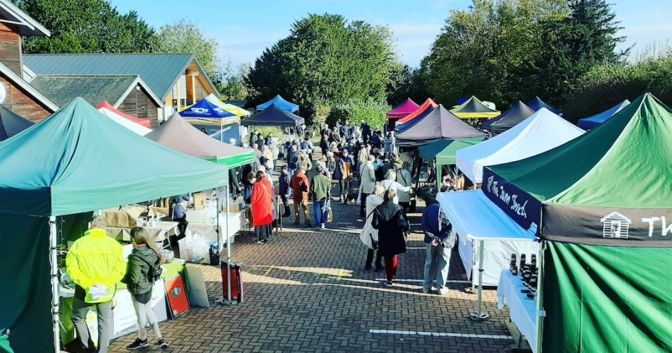Lavenham Farmers Market - Suffolk Market Events