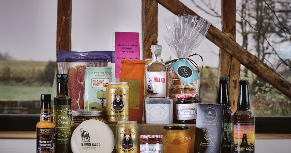 Suffolk Market Events Fathers Day V2 Hamper Large January 2021 - Shop